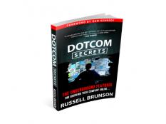 Grant Morby Dotcom Secrets Book